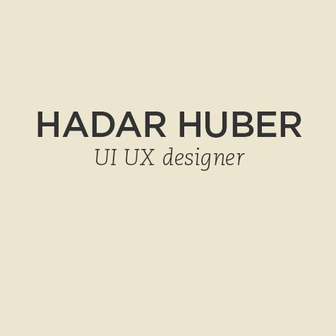 Hadar Huber